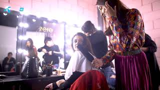 Tour of Back Stage | Zara Noor Abbas | Grand Rehearsals | HUM Style Awards 2020