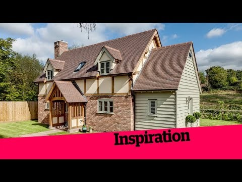Pea Cottage: A Timber Frame Home For £200k