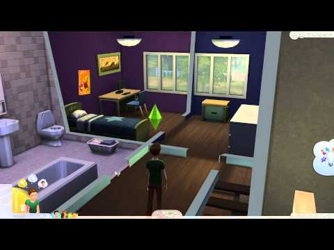 The Sims 4: Child Walks In On WooHoo | Exclusive Footage