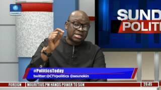 Sunday Politics: Fayose Speaks On Party Issues Pt 2
