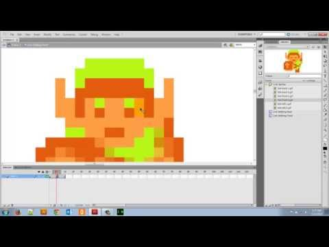 Create a Basic RPG Game in Flash AS3 Part 1