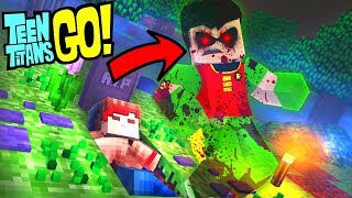 HOW TO BECOME TEEN TITANS GO  IN MINECRAFT! (Becoming Teen Titans GO in Minecraft)