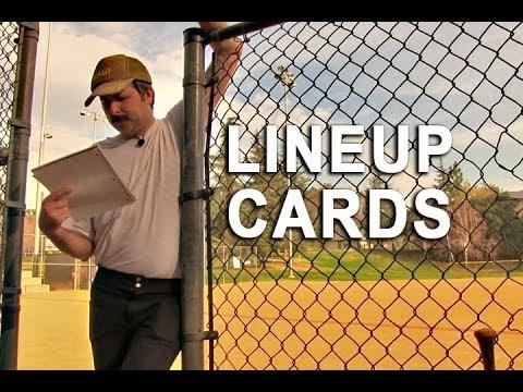 Baseball Wisdom - Lineup Cards with Kent Murphy