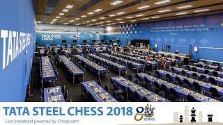 80th Tata Steel Chess Tournament, Round 3