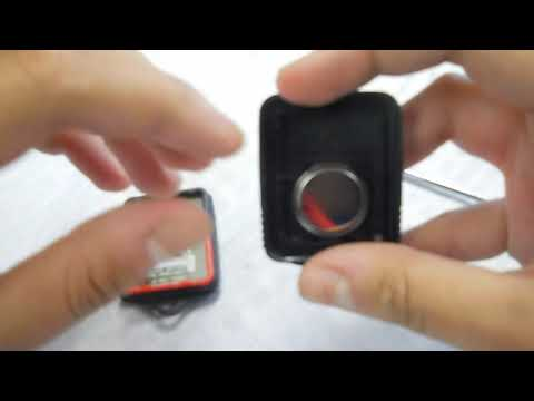 How to Replace Ford F150 F-150 Key Fob Battery 1998 - 2011