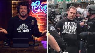 Why Antifa IS a Terrorist Organization| Louder with Crowder