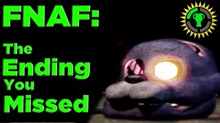 Game Theory FNAF Mysteries SOLVED Pt 2 (FIRST HALF)