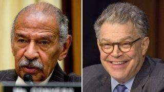 Should Rep. John Conyers and Sen. Al Franken resign?