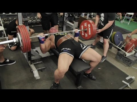 How Much Ya Bench: Building a Bigger Bench Press (ft. Mark Bell)