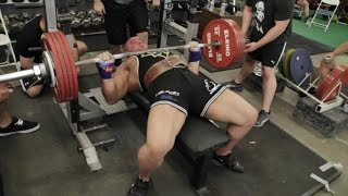 How Much Ya Bench Building A Bigger Bench Press Ft Mark Bell