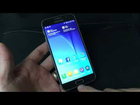 Samsung Galaxy S6 & Edge: How to Close Background Running Apps