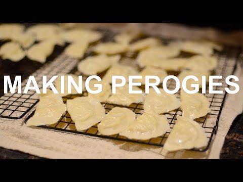 Making Perogies