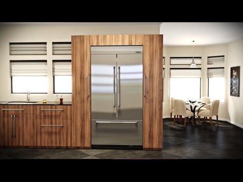 Built-In Refrigerator Installation Guide | JennAir
