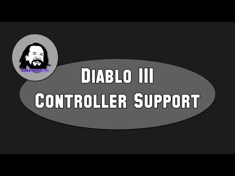 Diablo III Controller Support v3.0