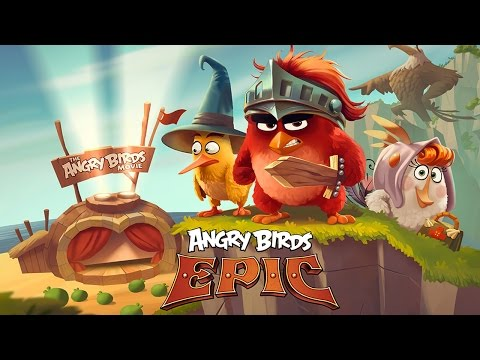 ANGRY BIRDS EPIC RPG ✔ CLASS MASTERY REWARD | Games For Kids