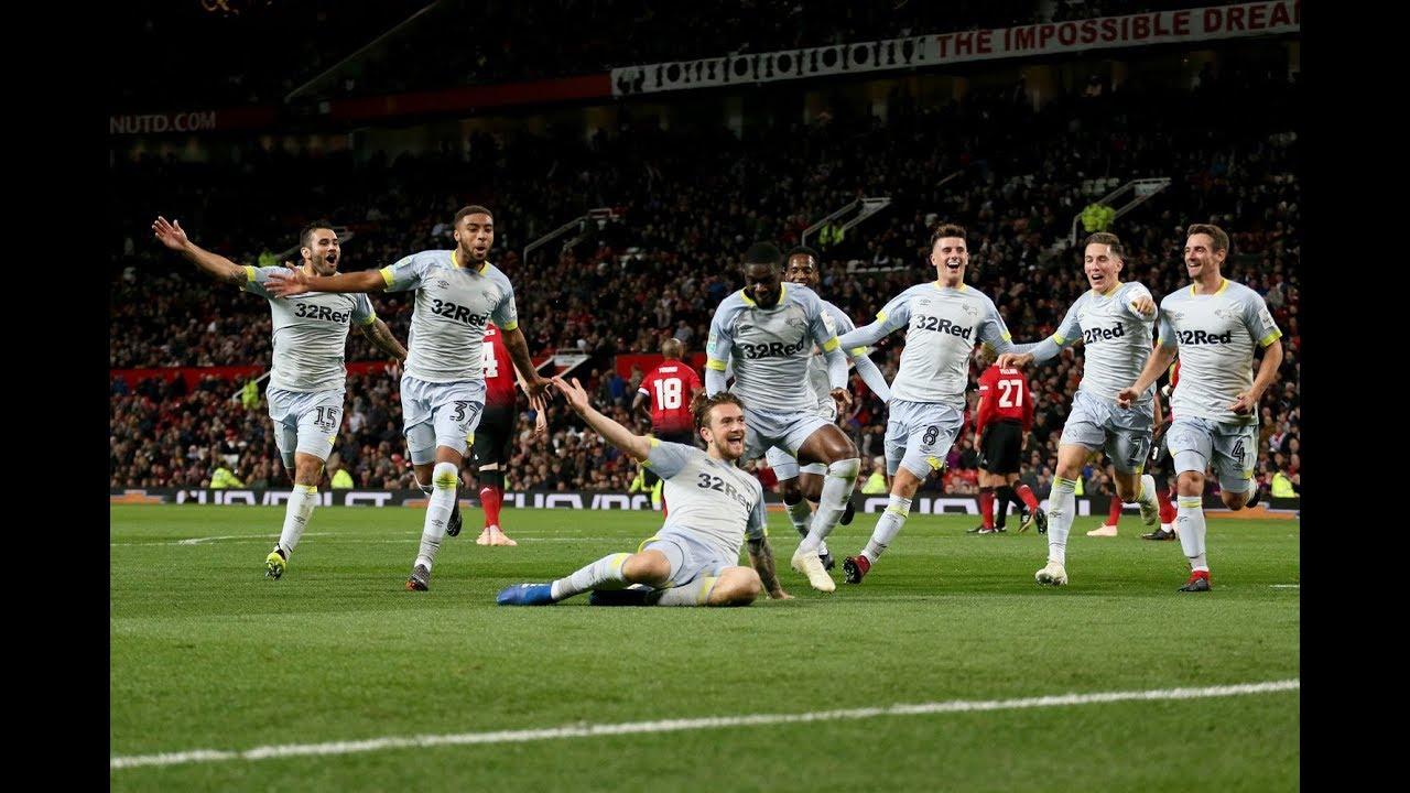 SHORT MATCH HIGHLIGHTS | Manchester United v Derby County