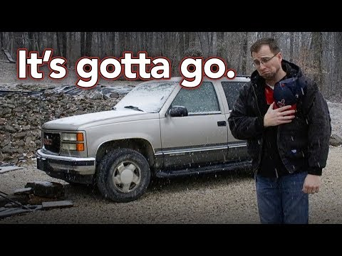 When to get rid of a car - Getting rid of a used vehicle - My Yukon is going bye bye