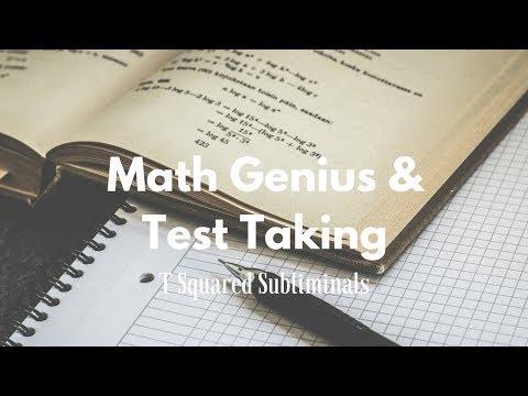 Math Genius & Test Taking Skills (V.2)   Subliminal
