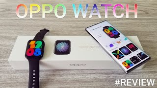 OPPO WATCH – Buying & Reviewing: An Apple Watch Alternative?