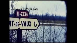 La Saône Débordait Aussi En 1968 !
