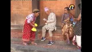 Dashain at old age home