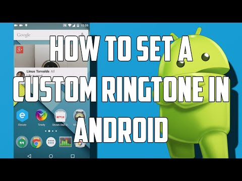 How to set an MP3 as your Ringtone. The Awesomist Tutorials.