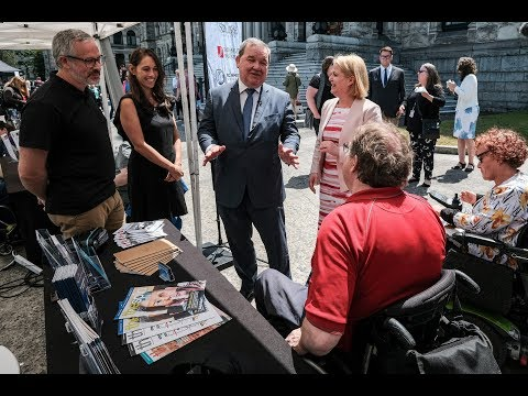 AccessAbility week in BC