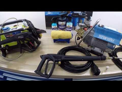 Kranzle vs Ryobi- Which pressure washer should I buy?