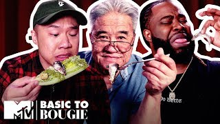 $24 Bacon & $8 Caesar Salad ft. Tim's Dad! 🥓 Basic to Bougie Season 3 | MTV