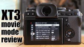 Fujifilm XT3 4K 60fps FLOG-ETERNA FIRST TEST - PakVim net HD Vdieos