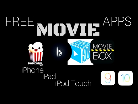 STREAM or DOWNLOAD MOVIES ON iPhone iPad AND iPod Touch!!!