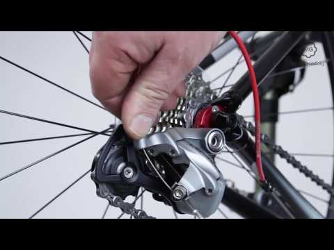 Fit And Set Up A Bike's Rear Derailleur