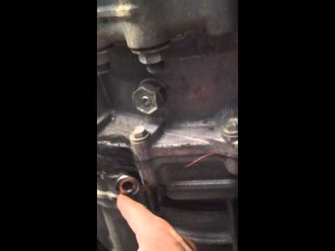 2006 Prius transmission fluid change
