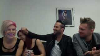 Skillet Live Chat Aug 14, 2014