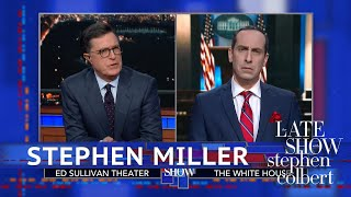 Stephen Miller's Even More Extreme Immigration Ideas