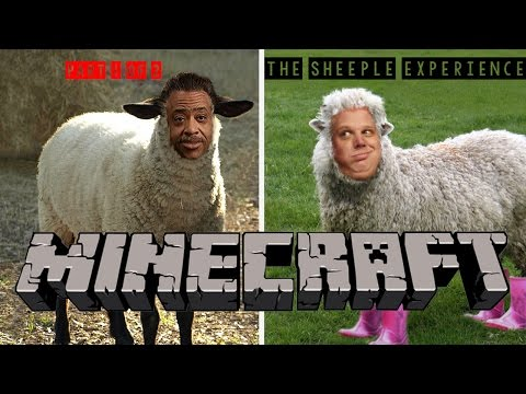 The Sheeple Experience - Minecraft 1.8 Adventure Map - Part 1 of 2