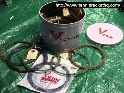 Tennis Racket String Tension
