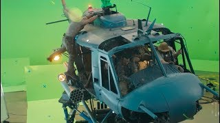 Jumanji: Welcome to the Jungle VFX by Iloura