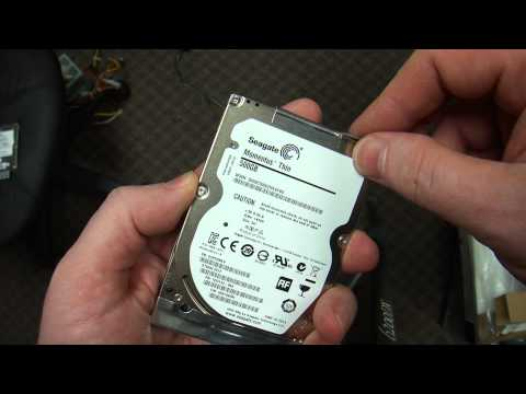 Seagate 1tb External Hard Drive Free Agent Disassembly Tutorial