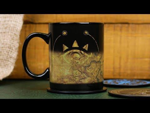 The Legend of Zelda Sheikah Eye Heat Change Mug | Paladone