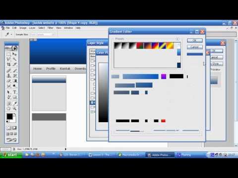tutorial web design dreamweaver bahasa indonesia lengkap