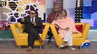 Dummy Khawaja Asif fools the audience of Khabarnaak on the show. Want to know how? Keep watching