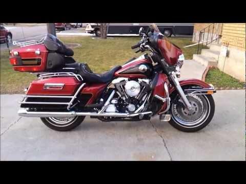 1998 Harley Davidson Electra Glide Ultra Classic FLHTCUI