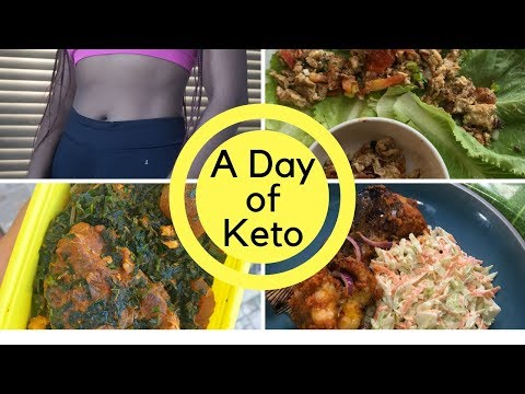 What I eat in a Day for Weight Loss    Keto Diet Week 2