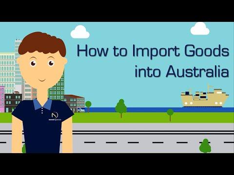 Navia Logistics - How to Import Goods into Australia