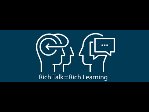 Stanford Webinar - Rich Talk=Rich Learning: How to Establish a Culture of Constructive Conversation