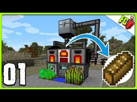 FoolCraft 3 | Ep 01 | MEGA TOAST! || Minecraft Modded 1.12