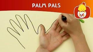 Palm Pals  | Cartoon for Children - Luli TV