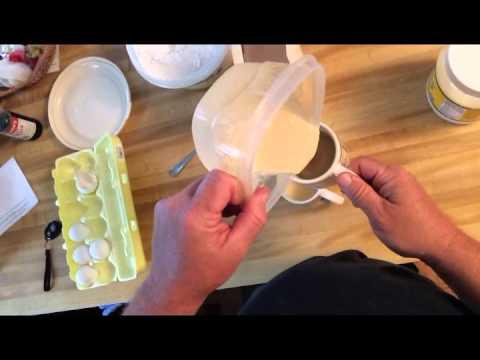 5 Minute Superfast Microwave Sponge Cake In A Mug