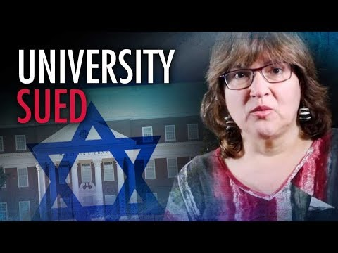 Pro-Israel Prof Suing University After Getting Dismissed | Campus Unmasked